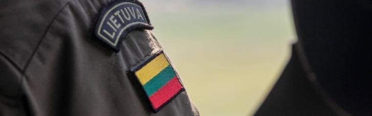 Литовські прикордонники звинуватили Білорусь у виштовхуванні нелегалів на територію їхньої країни