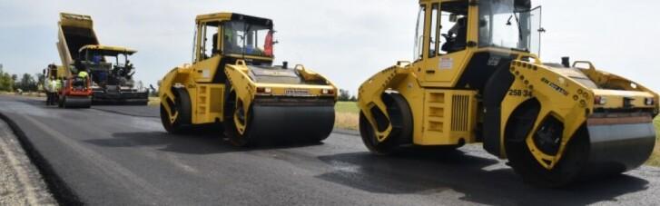 «Велике будівництво». П'ять фактів про ремонт доріг у 2020 році