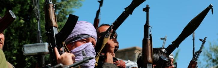 """У Кабулі від """"святкової"""" стрільби талібів загинули 17 людей"""