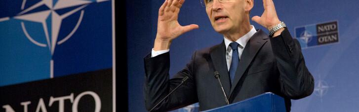 Украина стала ближе к членству в НАТО, — Столтенберг