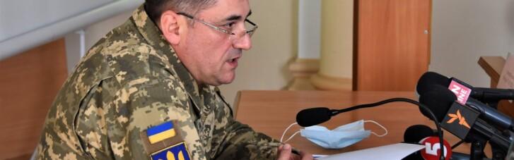 У штабі ООС заявили про підготовку спецпідрозділами РФ провокацій на окупованому Донбасі