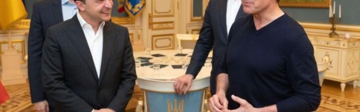 Том Круз после поездки в метро встретился с Зеленским (ФОТО)