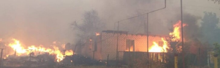 Зеленського попросять звільнити очільника Луганської ВЦА через пожежі 2020 року