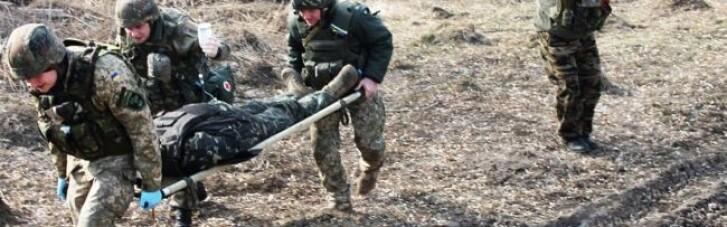 День в ООС: окупанти п'ять разів відкривали вогонь, поранено українського військового