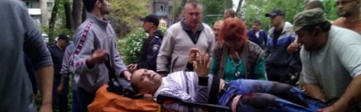 Разборки в Каменском. Как Ярош вернулся в русский украинофобский фольклор