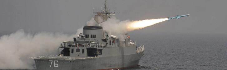 Иран атаковал израильское грузовое судно