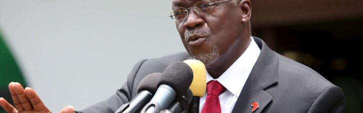 Президент Танзании, отрицавший коронавирус, оказался под аппаратом ИВЛ