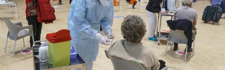 В Италии медиков в случае отказа от COVID-вакцинации будут отстранять от работы