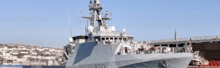 Британия направила патрульные катера к острову Джерси из-за угроз Франции