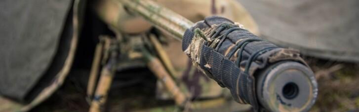 Снайпер бойовиків знову стріляв по українських бійцях на Донбасі