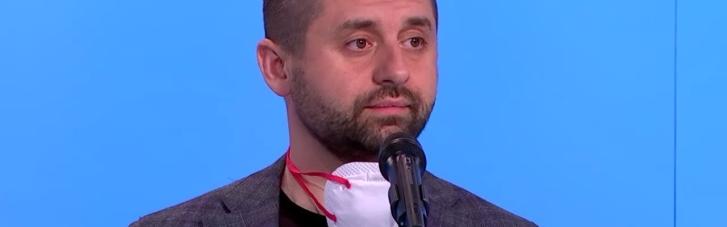 Арахамія назвав кандидата на посаду Степанова
