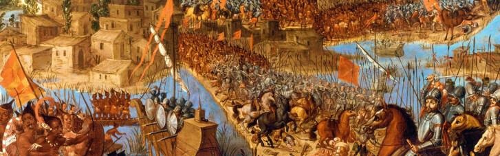 Помічниця конкістадорів. Яка зараза з Європи допомогла знищенню цивілізації ацтеків