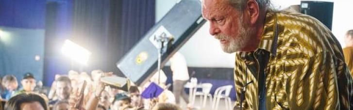 Культовий британський режисер вважає Україну ідеальним місцем на Землі