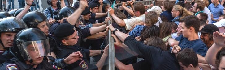 Напередодні акцій на підтримку Навального Держдума підняла штрафи за участь в протестах