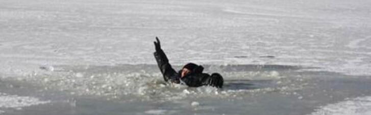 В Запорожье дети ушли под лед, 10-летний мальчик утонул