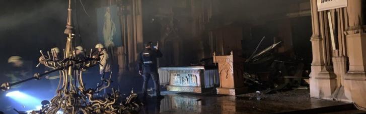 У Мінкульті назвали попередню вартість відновлення костелу Святого Миколая