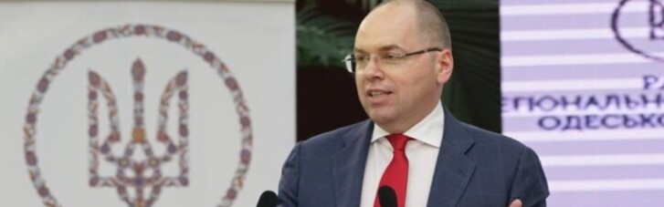 Степанов сказав, коли COVID-вакцина Pfizer приїде в Україну