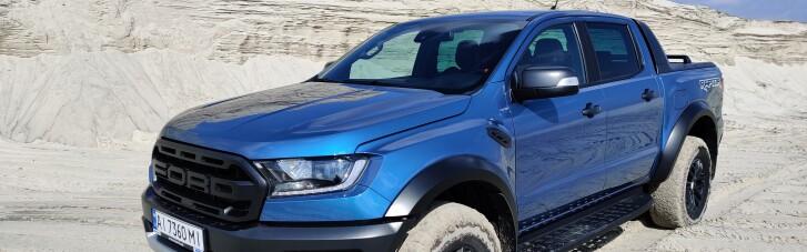 Пикап для мстителя. Как Ford Ranger Raptor сочетает в себе внедорожник и премиум-авто