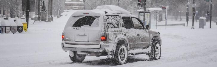 Непогода в США: рекордные морозы, миллионы людей без света