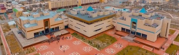 Український аудіогід з'явився в одному з музеїв Узбекістану