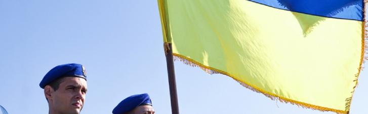 Парад на День Независимости: появились фото первой репетиции военных