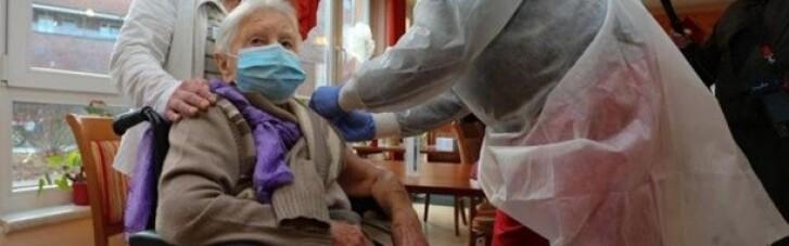 Ряд стран Европы не рекомендуют прививать пожилых людей вакциной AstraZeneca: ее должна получить и Украина