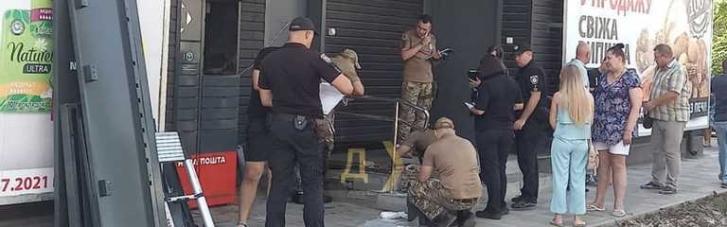 """Поліція затримала чоловіка, який підірвав термінали """"Нової пошти"""" у Києві та Одесі. Ним виявився кримчанин"""