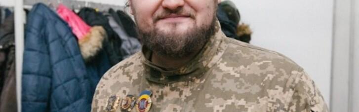 На Влада Сорда, котрий побив шибки в ОПУ, склали ще один протокол — за орден, який він не отримував