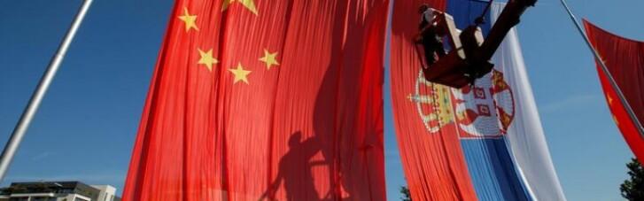 """Дорога маска к эпидемии. Как """"милосердный Китай"""" вытесняет ЕС с Балкан"""