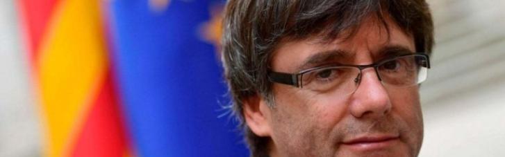 Суд Италии решил не выдавать Пучдемона Испании