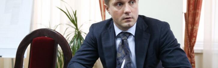 Глава АМКУ відкликав з Ради свою заяву про відставку (ДОКУМЕНТ)