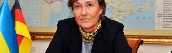 ПДЧ не зупинило б Росію від окупації Криму, — посолка Німеччини