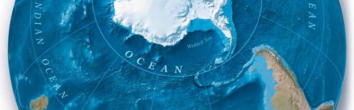 Географічне товариство офіційно визнало п'ятий океан на Землі (ФОТО)