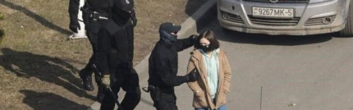 В МВД Беларуси отчитались о более 100 задержанных протестующих