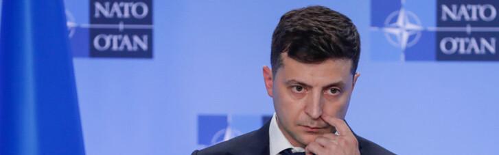 Концепция поменялась. Зачем Зеленский вычеркивал НАТО из Стратегии военной безопасности, а теперь вдруг запросил ПДЧ