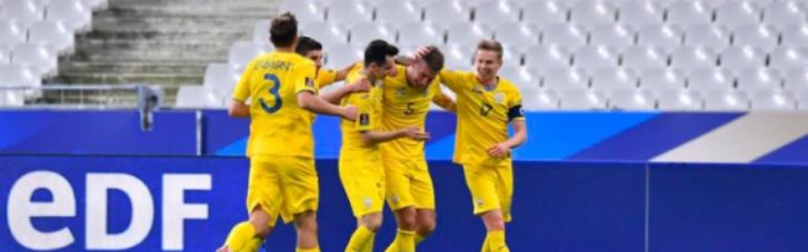 ЧС-2022: Украина избежала поражения от Франции (Видео)