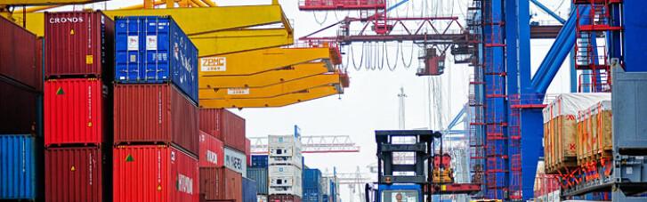 У Німеччині зафіксували рекордне за понад 10 років зниження експорту