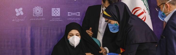 Куба буде випробовувати свою вакцину від CОVID-19 на іранцях