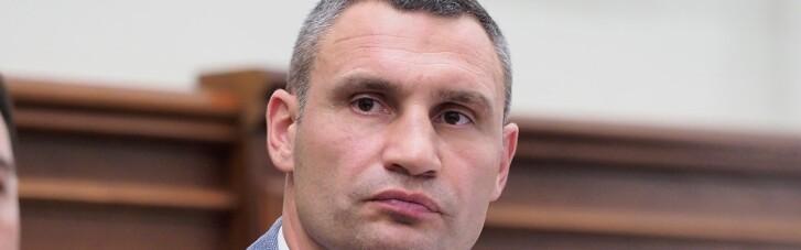 Кличко не исключил введение в Киеве чрезвычайного положения