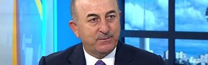 МИД Турции отказалась поддержать Украину, ставшую жертвой российской агрессии