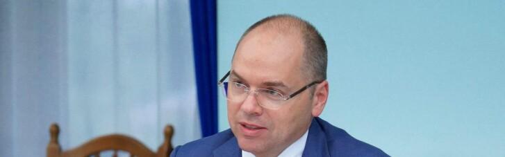 Степанов сказав, як МОЗ вирішуватиме проблему з поставками другої партії вакцини AstraZeneca