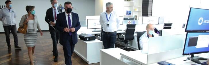 Финляндия и Швеция готовы расширять сотрудничество с Украиной в сфере кибербезопасности