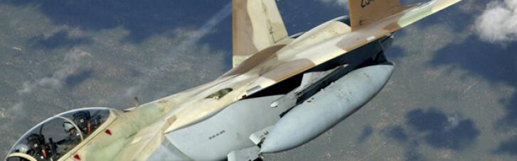 Ізраїль завдав ракетного удару по Дамаску