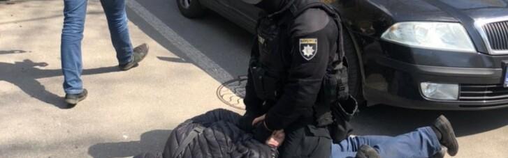 Полиция задержала мошенника, который собирался заменить Авакова (ФОТО)