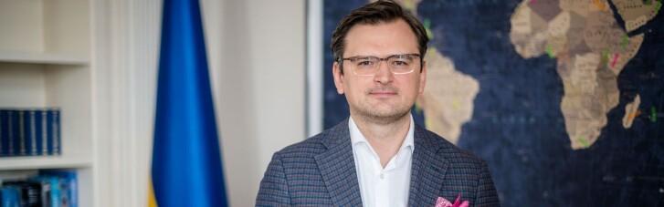 Кулеба заверил, что на  должность главы миссии Украины при НАТО уже утвердили кандидата