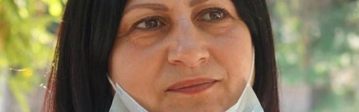 У Криму оштрафували матір затриманого кримського татарина за протест під будівлею ФСБ