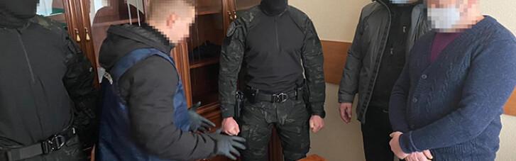 ДБР спіймало керівників Нацагенства з акредитації на хабарі (ФОТО)