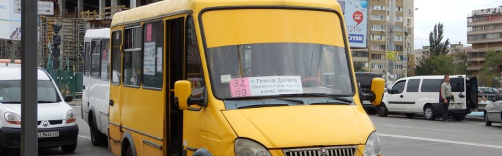 Глава асоціації перевізників попросить КМДА зупинити маршрутки в Києві