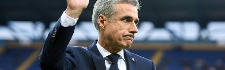 """""""Шахтар"""" офіційно оголосив про звільнення головного тренера"""