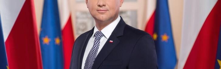 Дуда собрал совещание с силовиками из-за российской агрессии